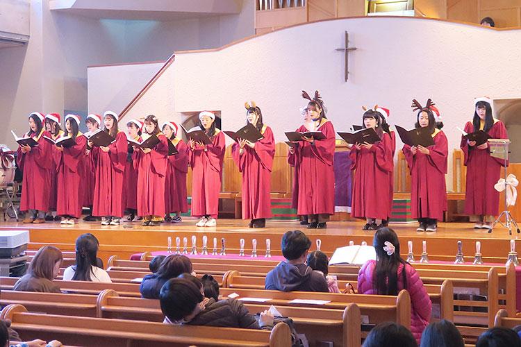 学生聖歌隊