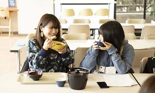 学生食堂(シダックス)