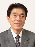学長 佐藤守男